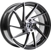 TN17 titanium diamond polished