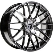 TN19 dark hyperblack polished