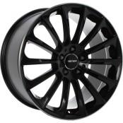 STELLAR Black rim polished