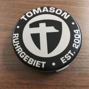 Tomason Nabenkappe Ø70 mm - Ruhrgebiet