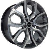 EVOS anthracite diamond