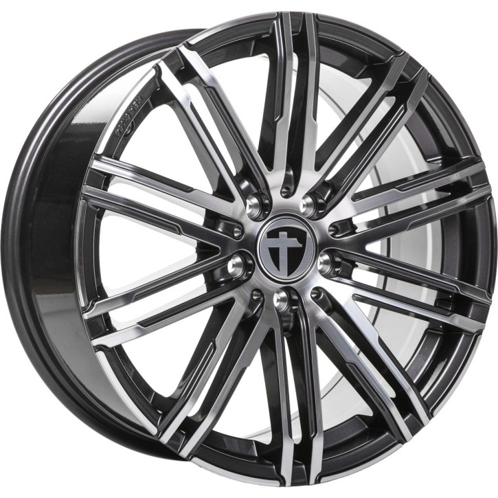 "Tomason TN18 8,5x19"" 5x120 ET50 Ø65,1 Gunmetal polished"