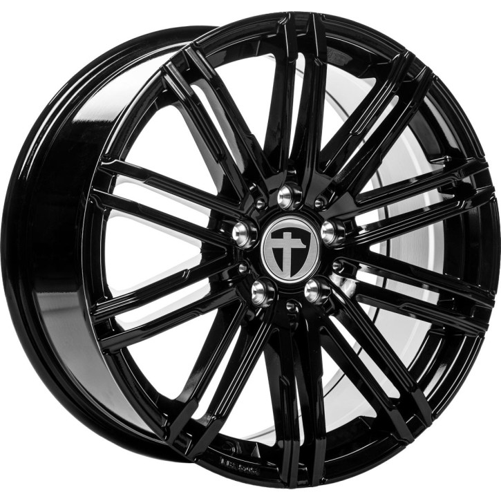 "Tomason TN18 8,0x18"" 5x120 ET50 Ø65,1 Black painted - Winterfest"