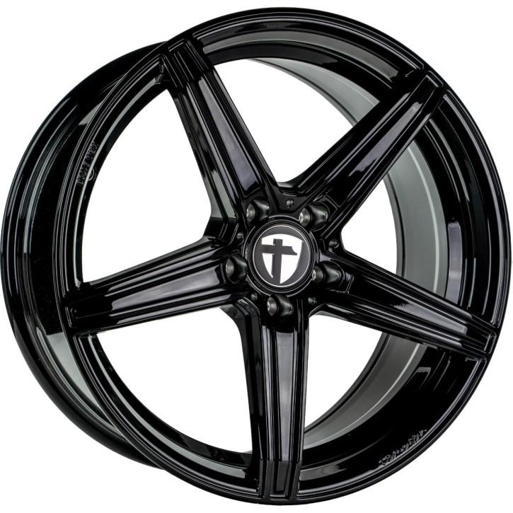 "Tomason TN20 NEW 8,0x18"" 5x114,3 ET45 Ø72,6 Black painted - Winterfest"