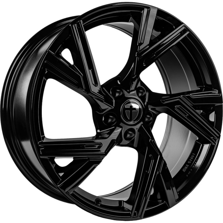 "Tomason AR1 9,0x20"" 5x120 ET40 Ø65,1 Black painted - Winterfest"